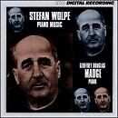 Stefan Wolpe: Piano Music - Geoffrey Douglas Madge - CD ** Brand New **