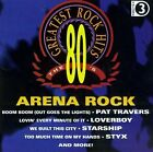 VARIOUS ARTISTS - 80's G.H. Rock 3: Arena Rock - CD ** Brand New **