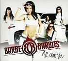 BARBE-Q-BARBIES-ALL OVER YOU  CD