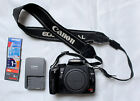 Canon EOS 350D Rebel XT 80MP digital slr + Accessoires