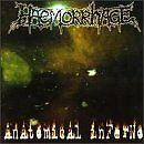 HAEMORRHAGE - Anatomical Inferno - CD ** Like New - Mint **