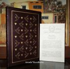 Shakespeare William ROMEO AND JULIET Easton Press 1st Edition