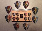 Royal Rangers FCF 50th Anniversary Territorial Patch Set
