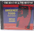 The Best of & the Rest of Sweeney Todd Bryan Adams CD (UK Import) RARE NEW - T2