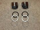 1977-1980 Kawasaki KZ650 OEM Rings and Rubbers for Headlight Mounting Ears