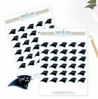 Carolina Panthers Planner Stickers Perfect for all Planners like Erin Condren