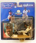 Starting Lineup 1998 Edition Fred McGriff MLB Baseball Tampa Bay Devil Rays