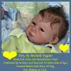 Awesome Trey by Michelle Fagan reborn doll kit free shipping in USA only
