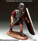 Roman legionary, Tin toy soldier 54 mm, figurine, metal sculpture HAND PAINTED