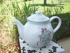 CORELLE COORDINATES STONEWARE 1 QT TEA POT (TEAPOT) CALLAWAY HOLIDAY NEW IN BOX