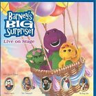 BARNEY - Barney's Big Surprise: Live Recording Of The Stage Show Tour [Blister P