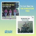 THE KINGSTON TRIO - New Frontier/Time to Think - CD ** Very Good condition **