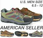 Mens Hiking Shoes Sneakers Trail Walking Camping Athletic Size 65 12