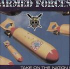ARMED FORCES - Take on the Nation - CD ** Brand New **