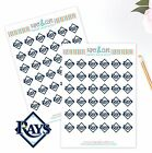 Tampa Bay Rays Planner Stickers Perfect for all Planners like Erin Condren