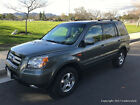 2007 Honda Pilot EX-L WITH for $8700 dollars