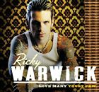RICKY WARWICK - Love Many, Trust Few - CD ** Very Good condition **