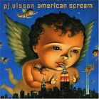P.J. OLSSON - American Scream - CD ** Brand New **