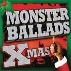 VARIOUS ARTISTS - Monster Ballads Xmas - CD ** Brand New **