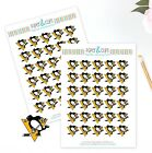 Pittsburgh Penguins Planner Stickers Perfect for all Planners like Erin Condren