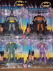Set of 4 Batman The Animated Series Action Figures 2008 BATMAN JOKER TWO FACE