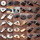 Various Oscillating Multi Tool Saw Blades For Woodworking Power Tool Accessories