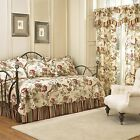 Durable 100% Cotton 5-Piece Charleston Chirp Daybed Set 54
