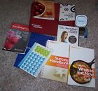 WEIGHT WATCHERS POINTS PLUS 2012 STARTER KIT W CALCULATOR FREE SHIPPING