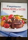 Weight Watchers Annual Recipes for Success 2012
