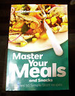 Weight Watchers books cookbook diet cooking MASTER YOUR MEALS food recipes Oprah