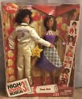 Disney High School Musical 3 Senior Year CHAD AND TAYLOR Barbies Prom Date NEW