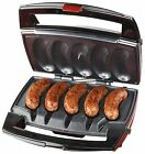Sausage Grill Electric Johnsonville Removable Cooking Plate Drip Tray Griddles