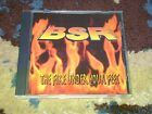 BSR The Fire Under Your Feet CD HARD Blues Rock ULTRA RARE Excellent Condition