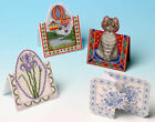 Greetings Cards 3D Cross Stitch Selection Pack 4 Cards