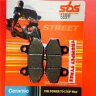 Kymco 125 Hipster 01 > ON SBS Front Ceramic Brake Pads OE QUALITY 688HF