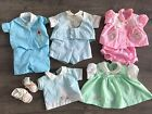 Vintage Cabbage Patch Kids Clothes Outfits Lot
