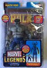 VTG RARE TO FIND GRAY INCREDIBLE HULK MARVEL LEGENDS 1ST APPEARANCE MINT IN BOX