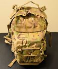US MILITARY ISSUE 3 DAY ASSUALT PACK BUG OUT BAG MULTICAM