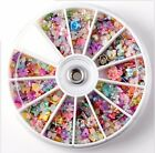1200 Cabochon Decoden Scrapbooking Flatback Embellishments Resin Bow Beads Diy