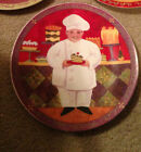 La Patisserie Bakery Cake Jennifer Brinley Design French Chef Cook Plate