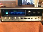 BEAUTIFUL PIONEER SX-6000 RECEIVER-NM-FULLY WORKING-NEW LED'S-4 SPEAKER PLUGS