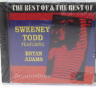 The Best of & the Rest of Sweeney Todd Bryan Adams CD (UK Import) RARE NEW