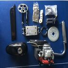 Gas Petrol Motorized Bicycle Bike Engine Motor DIY Kit 4 Stroke 49CC Scooter