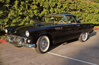 1955 Ford Thunderbird MAGNIFICENT 1955 FORD THUNDERBIRD ONE OF A KIND FRAME OFF RESTORATION