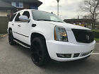 LARGER PHOTOS: CADILLAC ESCALADE V8 AUTO - EX FOOTBALLERS VEHICLE AWESOME COND