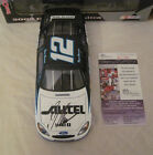 Ryan Newman Signed Diecast Car 1/24 Scale Jsa Authenticated