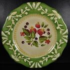 Certified International La Toscana Salad Plate Figs Pamela Gladding