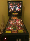 Elvis Pinball Machine from August 2004, manufactured by Stern Pinball, Inc.