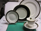 Waterford Ashworth fine English china 1-5pc. place setting new from showroom dis