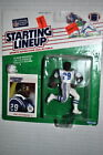 1988 ERIC DICKERSON INDIANAPOLIS COLTS STARTING LINEUP NEW IN BOX FIGURE NFL